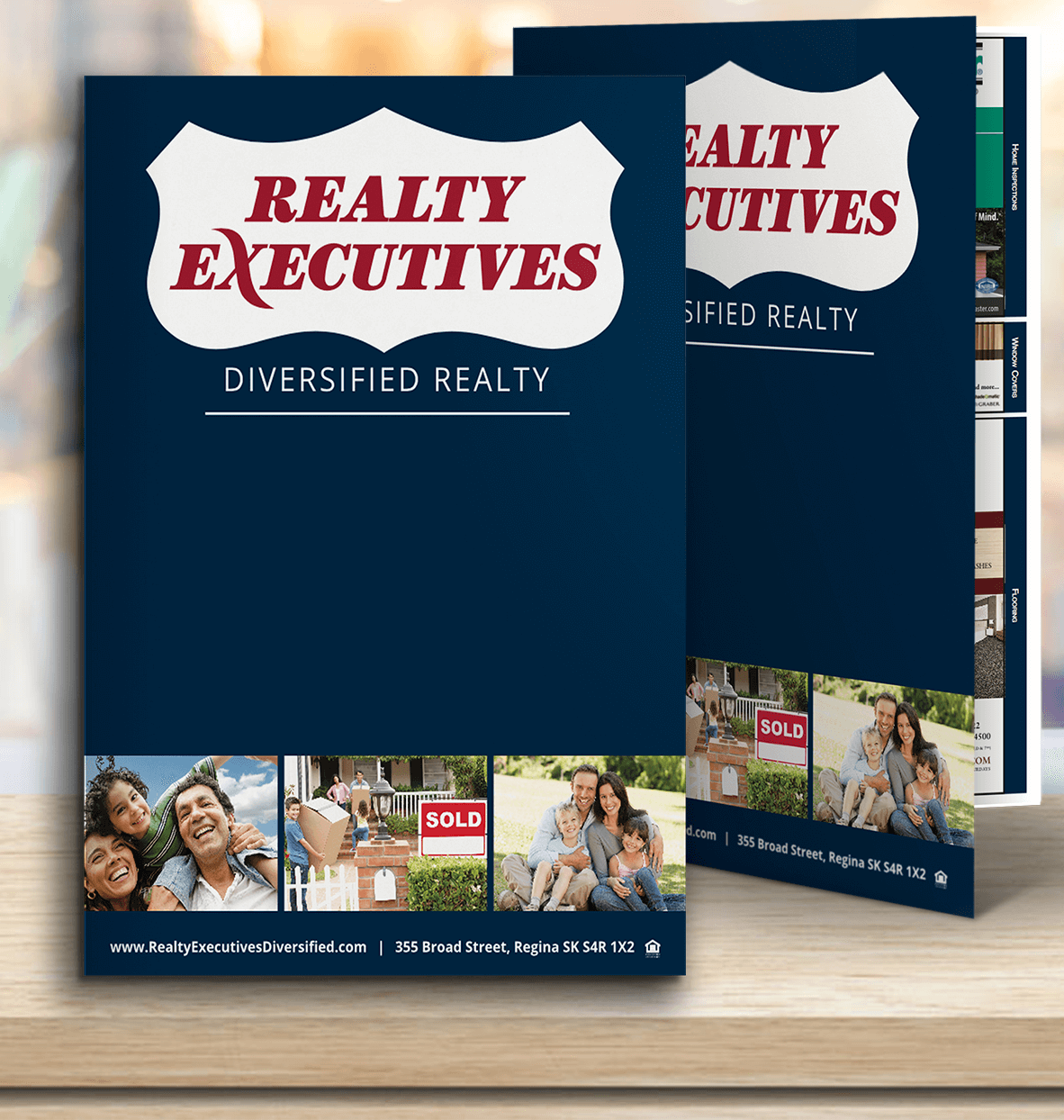 Realty Executives Folder