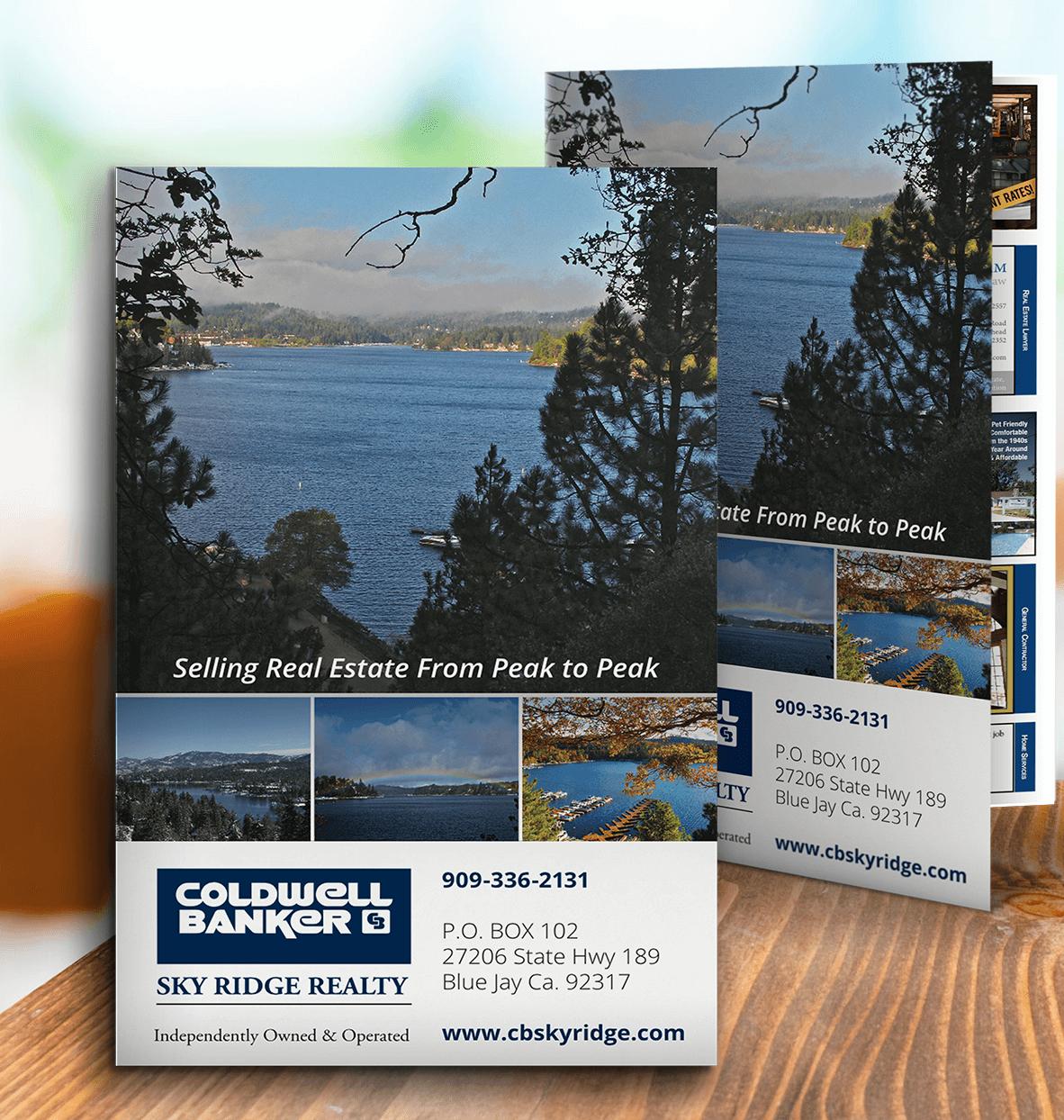 Coldwell Banker Folder