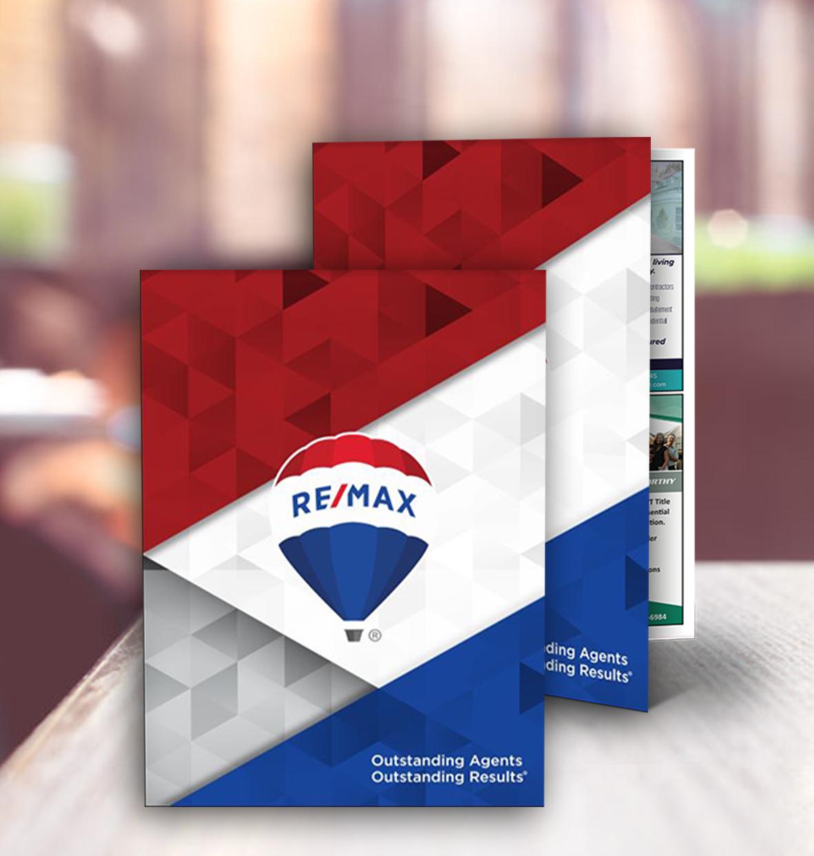 RE/MAX Folder