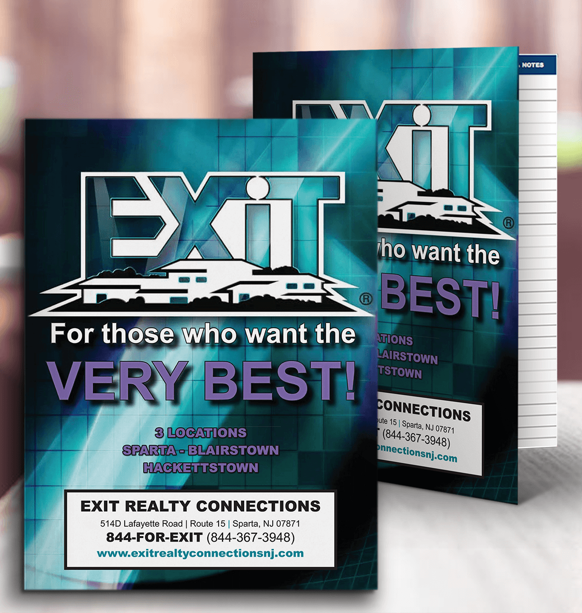 EXIT Realty Folder