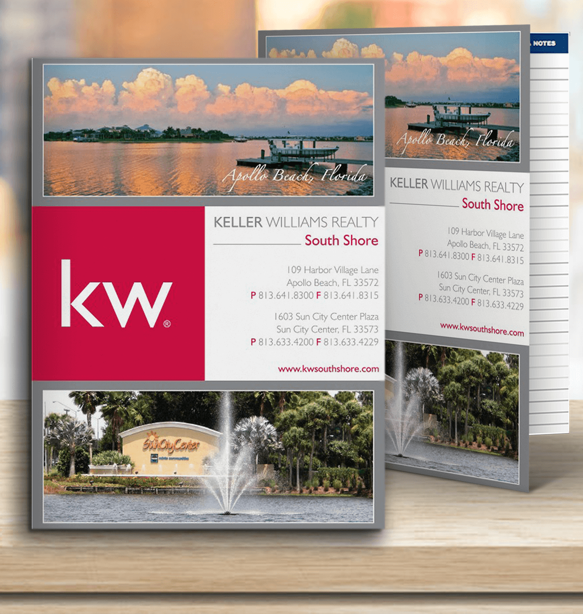 Keller Williams Realty Folder