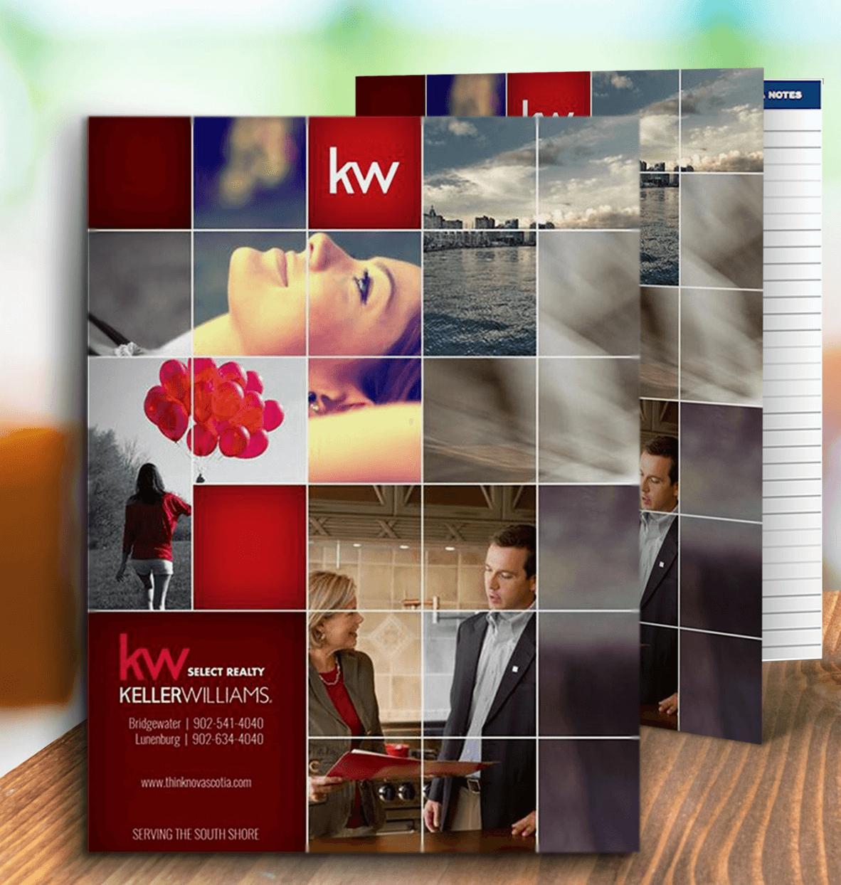 Keller Williams Realty Folder