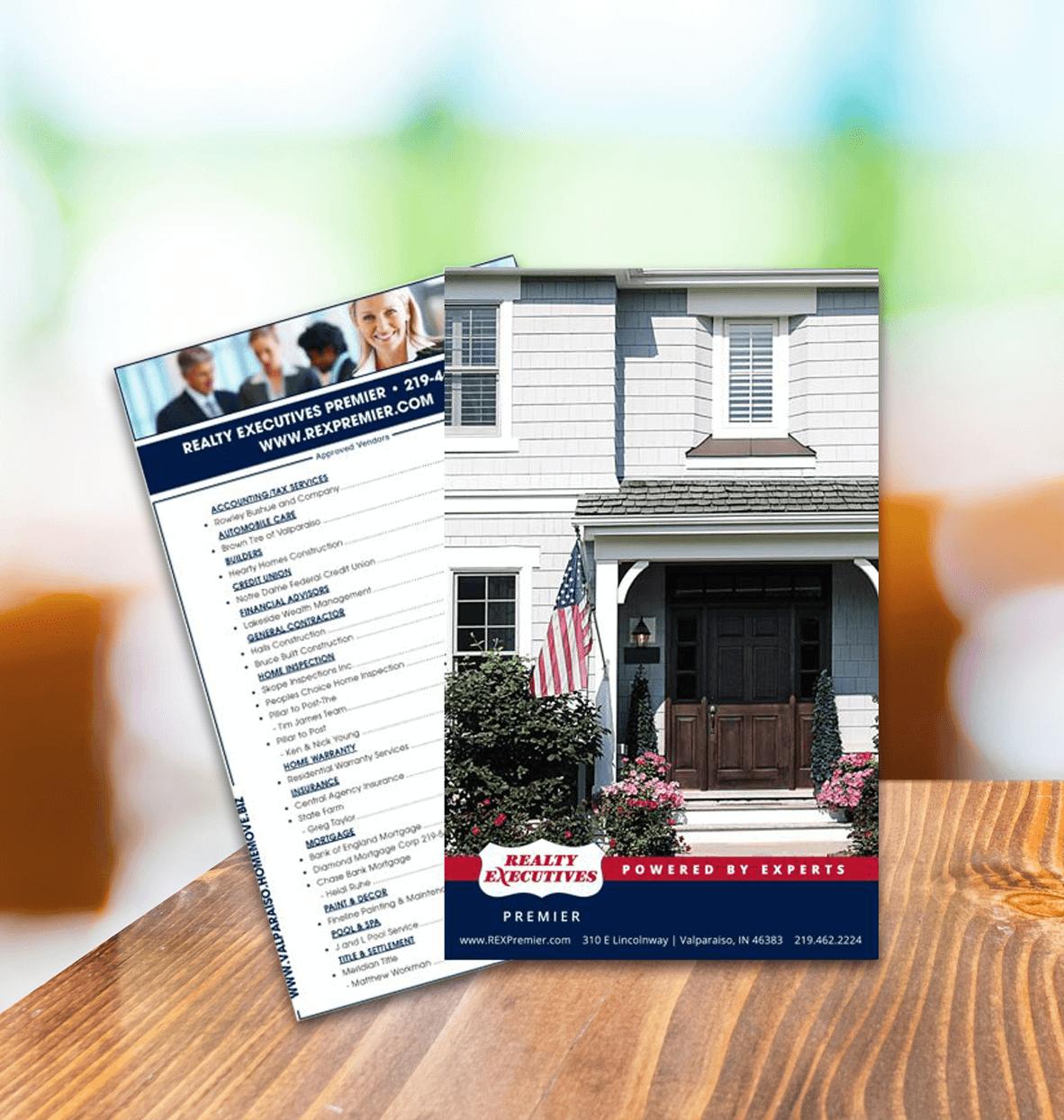 Realty Executives Postcard