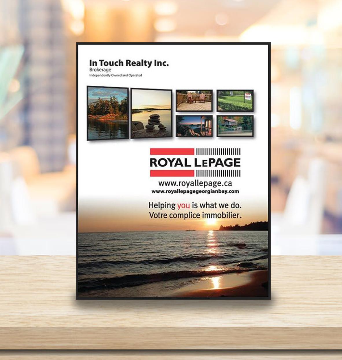 Royal LePage Folder
