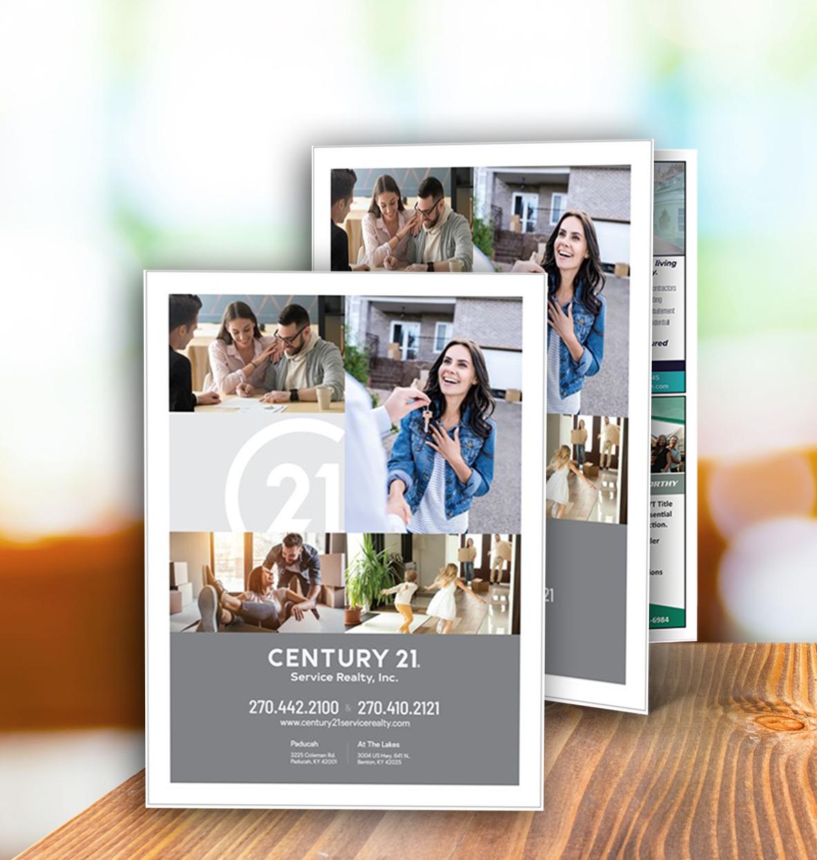 Century 21 Folder
